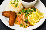 Pargo a la Cubana (1 serving)