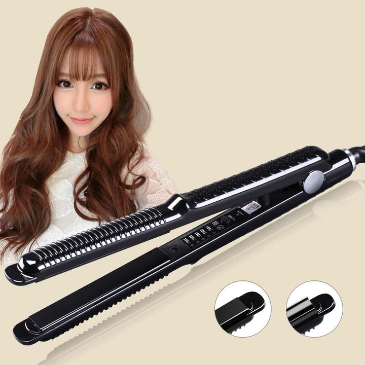 75%OFF- SILKY HAIR Professional Hair Straightener(Buy Two Free Shipping)