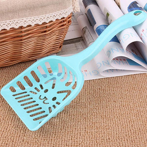 Plastic Cleaning Tool Scoop Poop Shovel Waste Tray - Carrywon