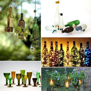 [Limited 70% OFF ] Glass Bottle Cutter DIY Tools Creative Handicrafts