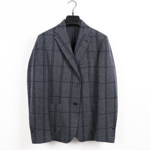Made in Italy Navy Blazer