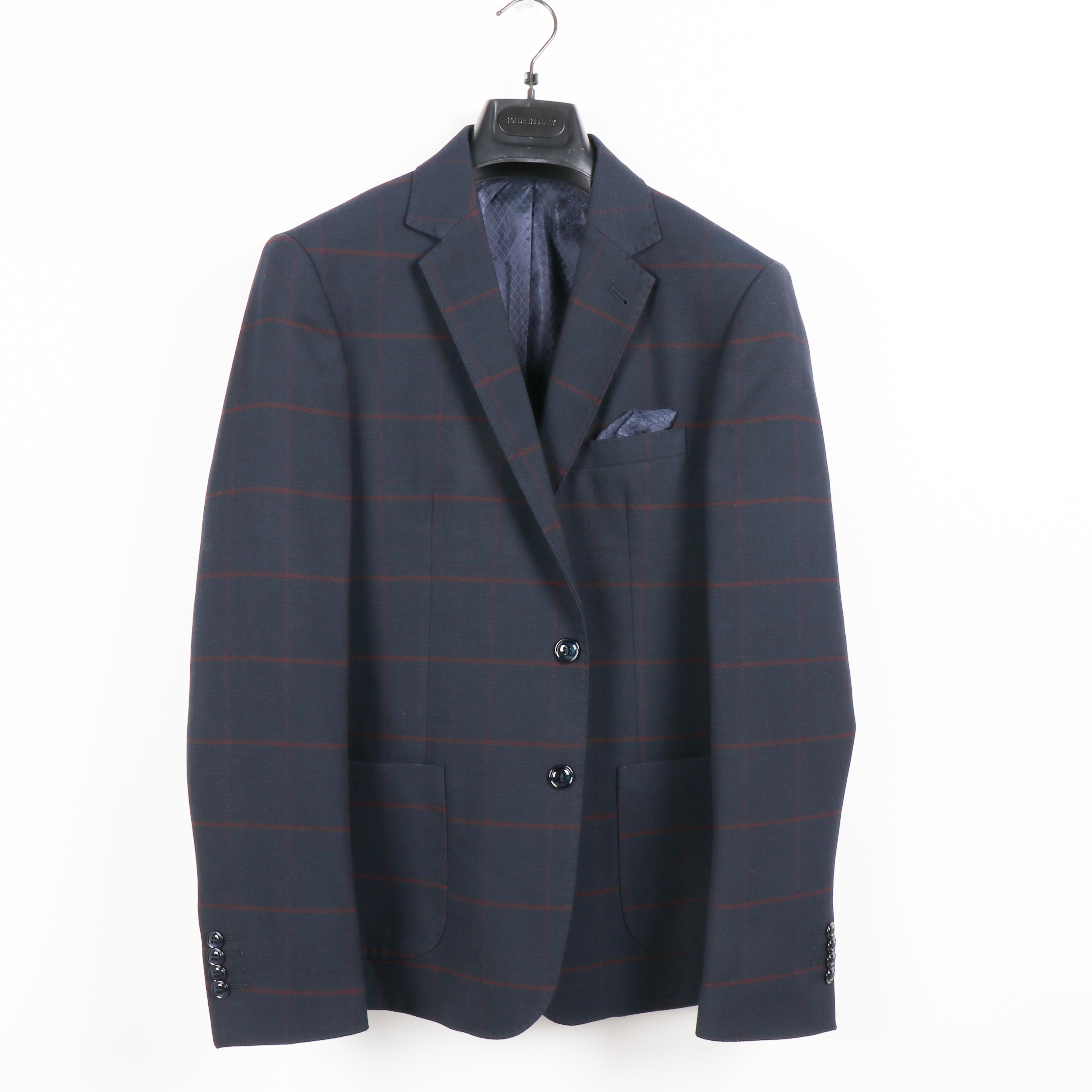 Navy Blazer, Made in Italy