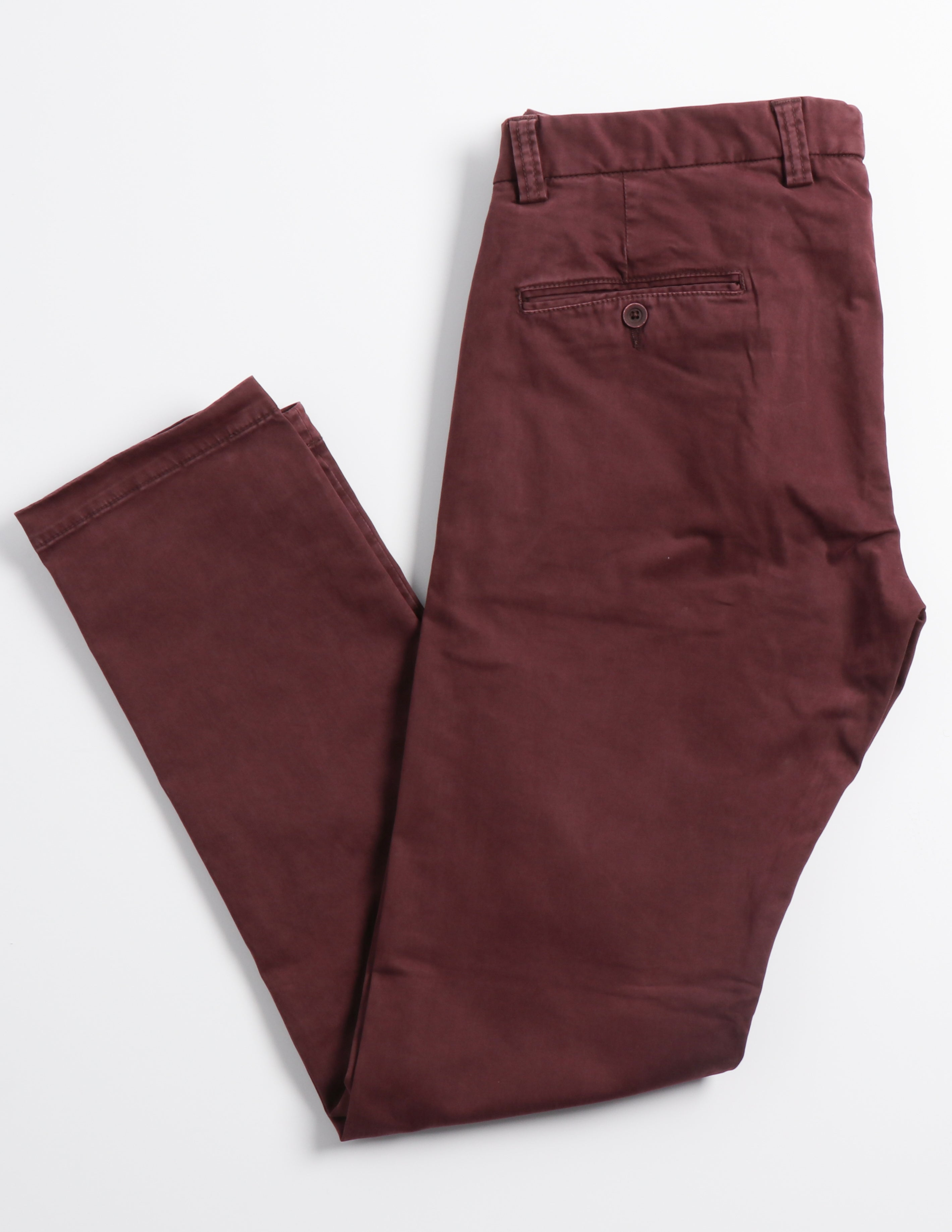 Slim Fit Casual Chinos