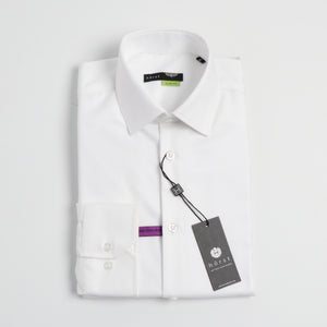 Berlin Slim Fit Long Sleeve Dress Shirt, No Pockets