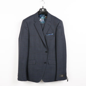 Navy Slim Fit 2 Piece Suit