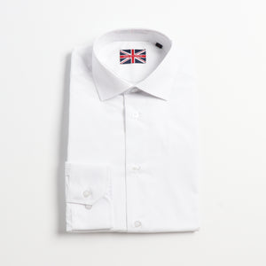 Long Sleeve Slim Fit Dress Shirt
