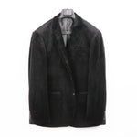 Load image into Gallery viewer, Black Notch Lapel Blazer