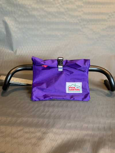 handlebar bag front pocket