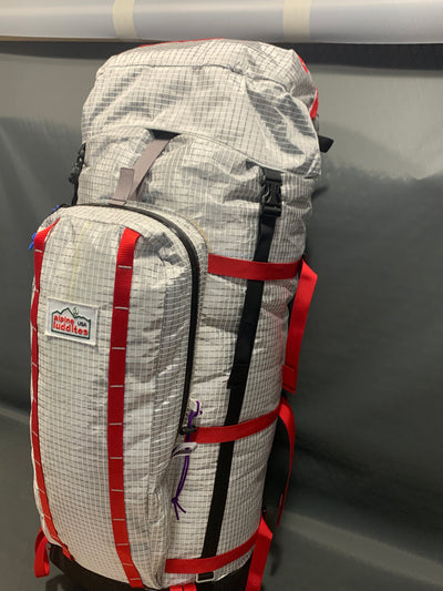 Alpine Machine 60 & 70 Liter packs