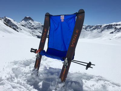 Alpine Luddites/ Guide Garage Ski Lounger