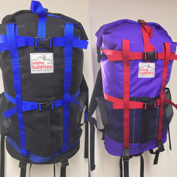 Full Custom Backpacks