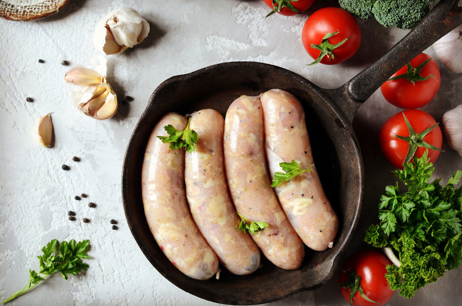 Turkey Country Sausage HALAL