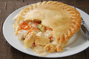 - BLOWOUT - Hearty Turkey Pot Pie