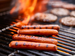 BBQ AT HOME EVENT JUMBO ALL BEEF HOT DOGS $25 (32/BX)