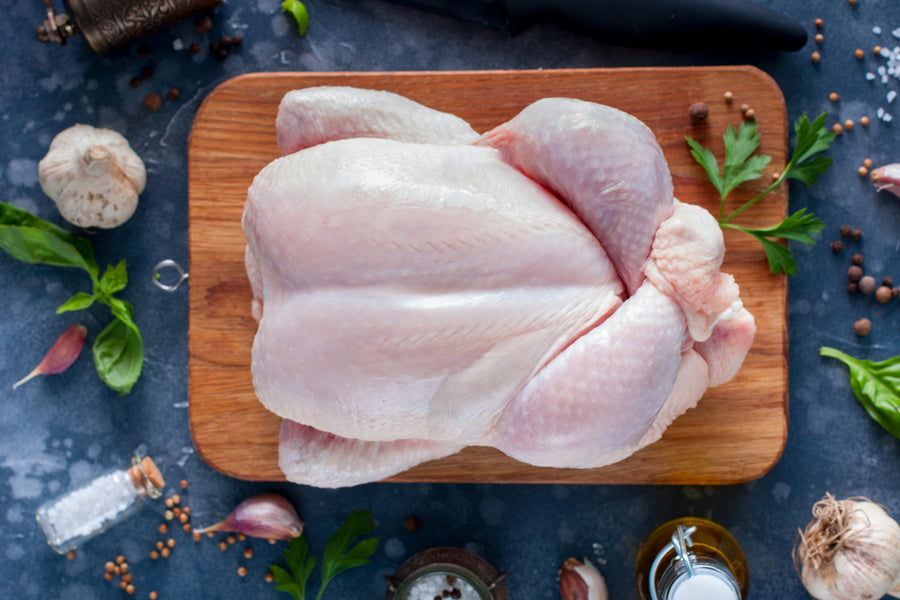 "Whole Chickens ""FREE RANGE"" $14 EA"