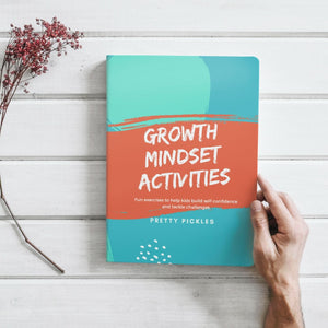Growth Mindset Activities for Teachers and Parents