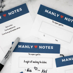 Printable Love Notes for Him