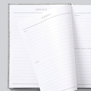 Bump Journal | Best Selling Baby Journal