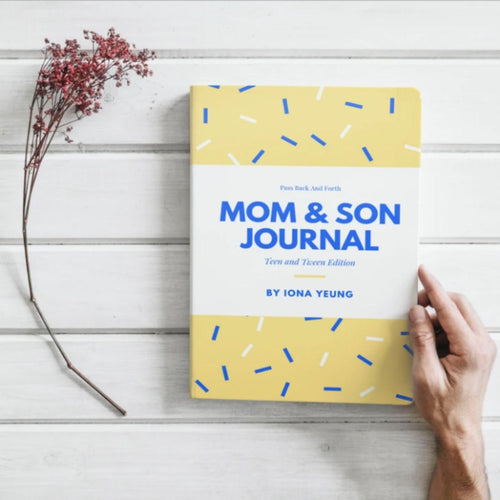 Mom and Son Journal