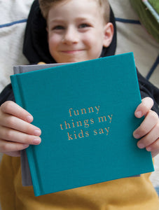 Funny Things My Kid Says Journal