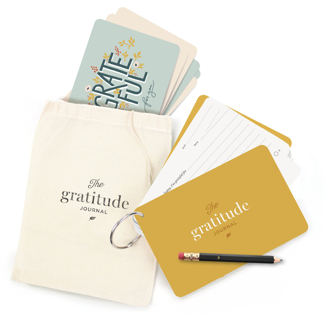 Mini Gratitude Journal