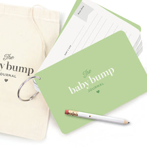Baby Bump Pregnancy Journal: Sold Out. Pre-Order.
