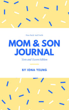 Load image into Gallery viewer, Mom and Son Journal