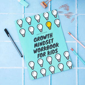 Growth Mindset Journal for Kids