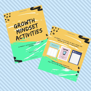 Growth Mindset Activities for Tweens and Teens