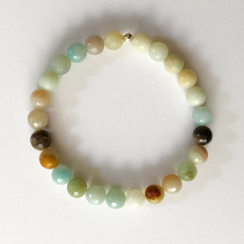 Amazonite (faceted)