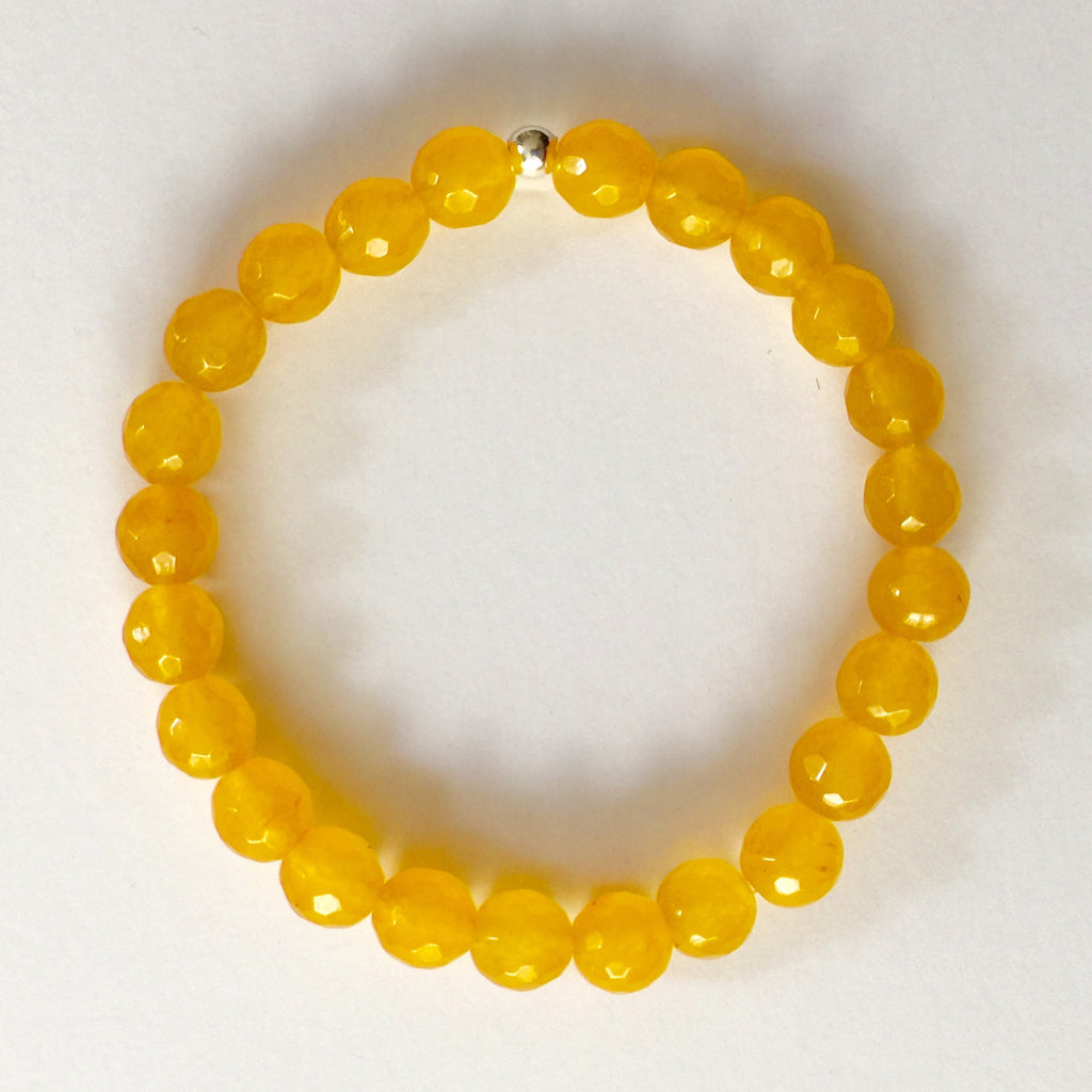 Yellow Jade (Faceted)