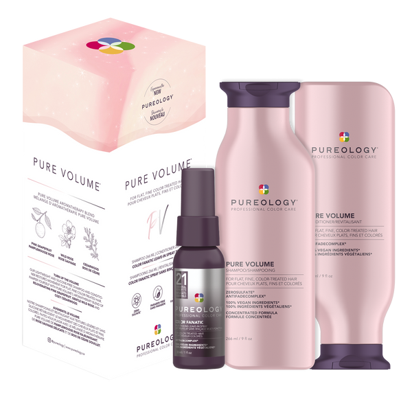 Coffret Cadeau Pureology PURE VOLUME