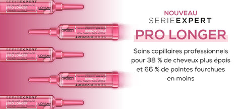 Pro Longer Sérum Concentré Combleur de pointes 4 x 15 ml