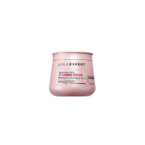 Masque éclat de couleur 250ML - VITAMINO COLOR
