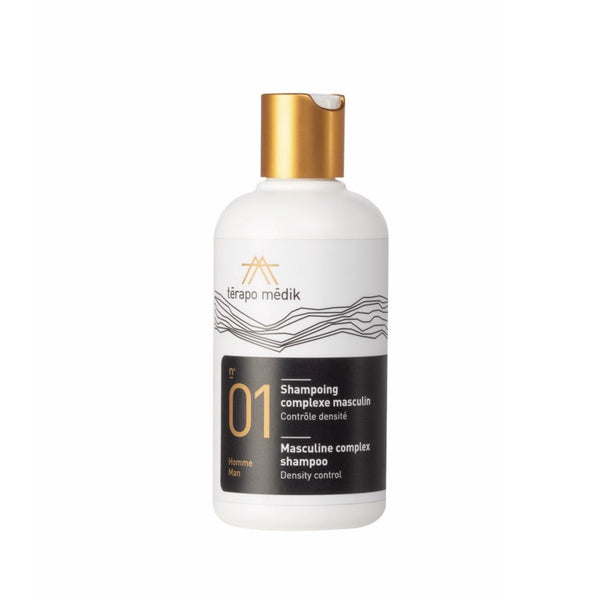 N.01 Shampoing complexe masculin