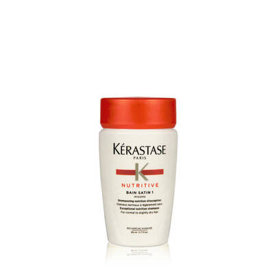 Bain Satin Nutritive Format Voyage 80 ml