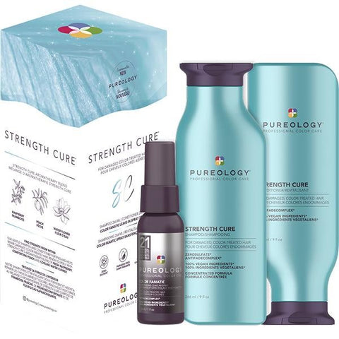 Coffret Cadeau Pureology STRENGTH CURE