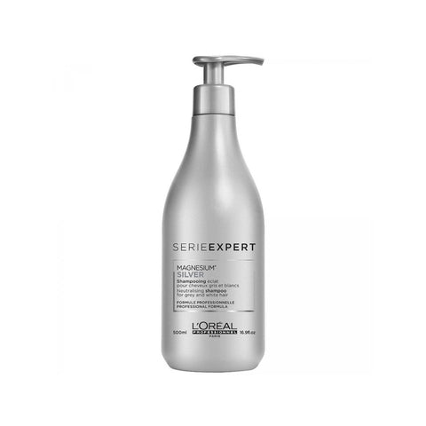 Shampooing neutralisant - SILVER