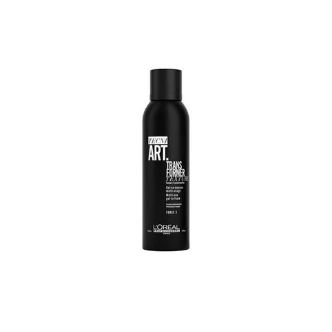 Transformer Gel gel en mousse 150ML - TECNI ART