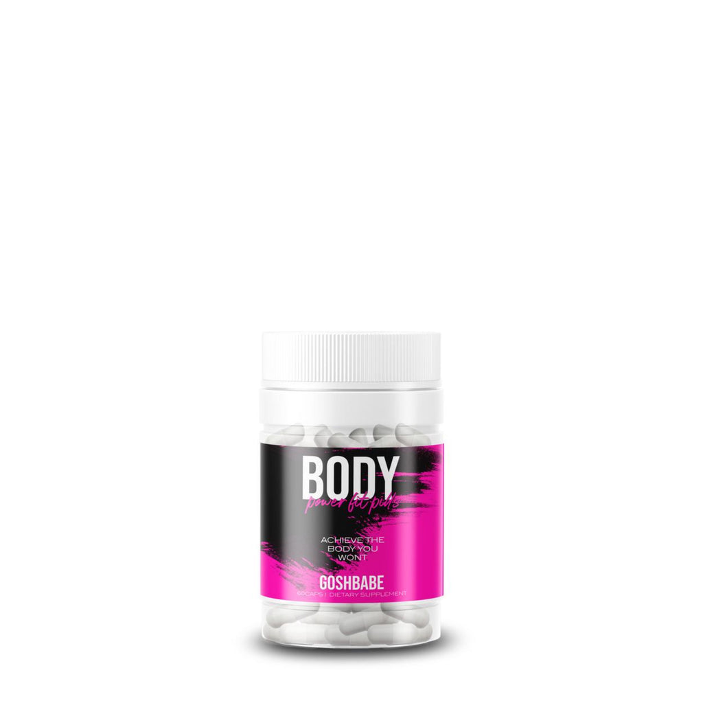 "BODY ""Power Fit Pills"""