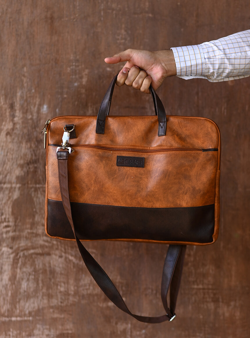 How do men choose the most suitable laptop briefcase bag in 2021