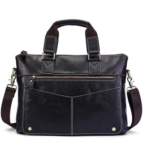 Solid Color 13 Inch Laptop Briefcase