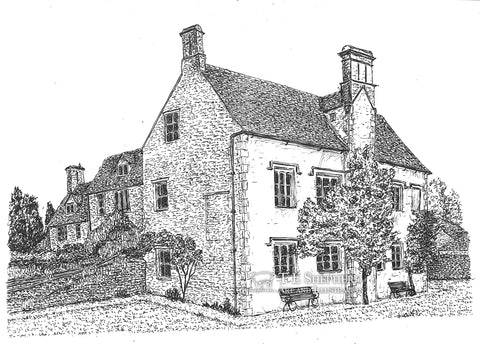 Cogges Manor Farm, Witney, Oxfordshire