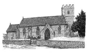 Ducklington Church, Oxfordshire *Original*
