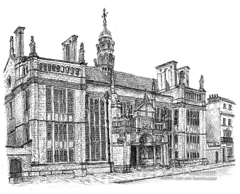 Examination Schools, University of Oxford
