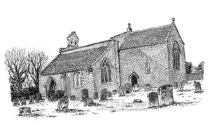 Church of St Mary the Virgin, Hampton Poyle *Original*