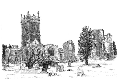 St Andrew's Church, Walberswick *Original*