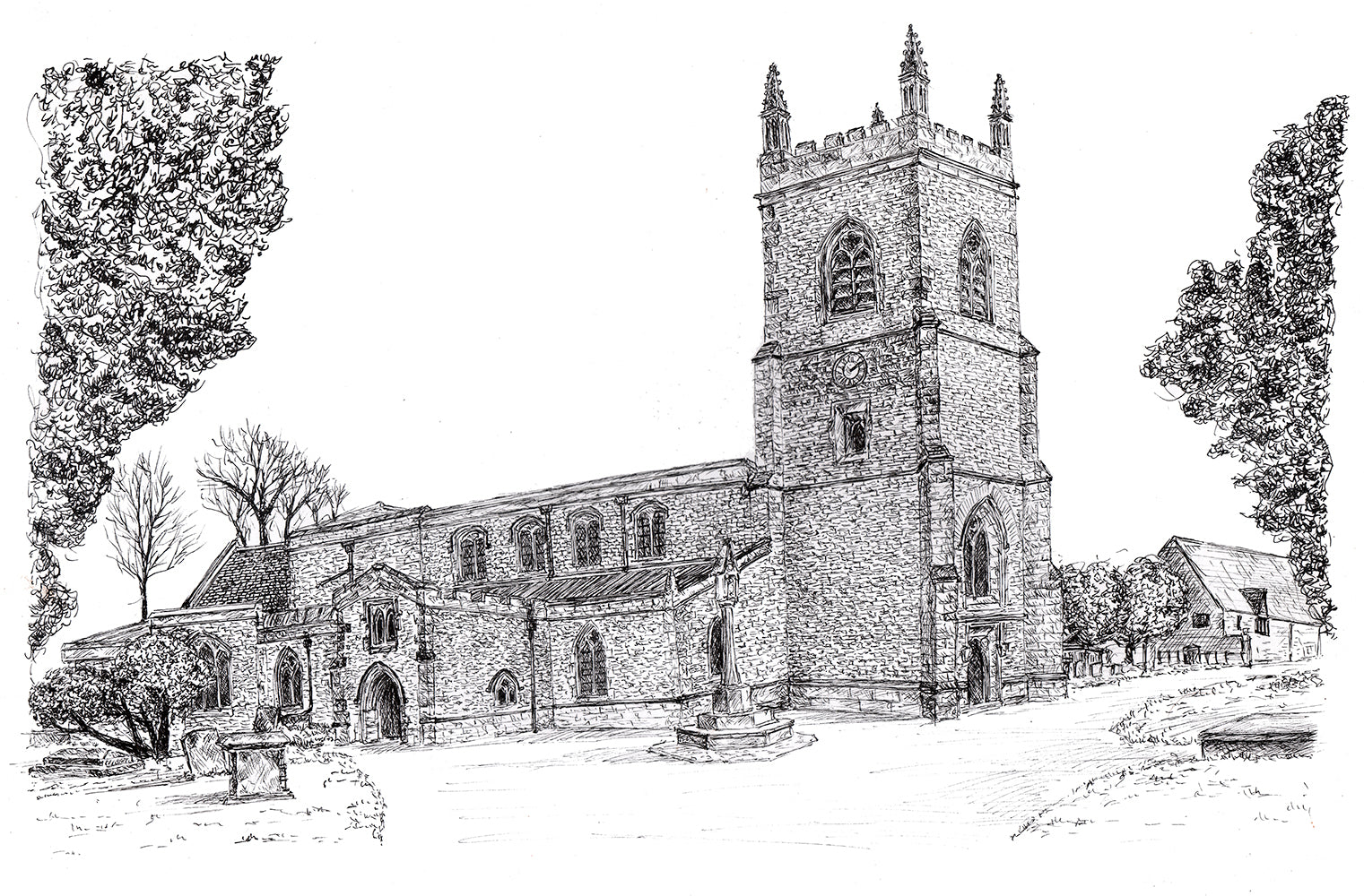 St Edburg's Church, Bicester *Original*