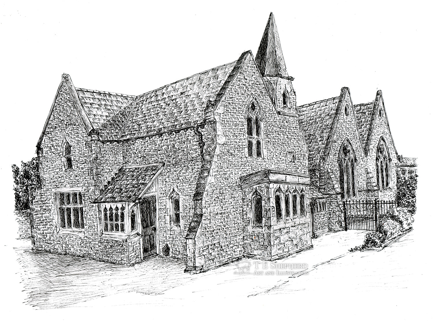 St Edburg's C of E Primary School, Bicester *Original*