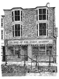 The Edge of the World Bookshop, Penzance *Original*